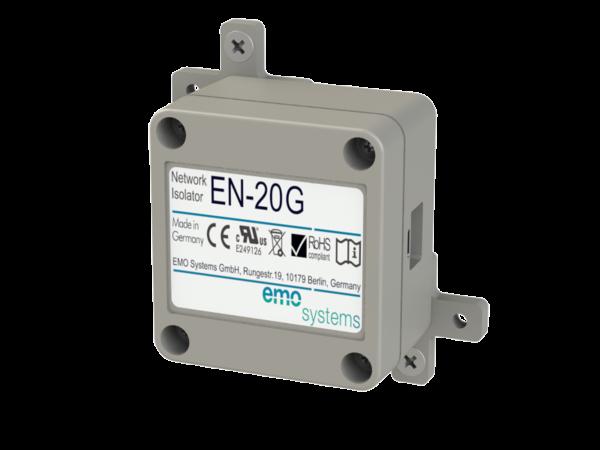 EmoSafe EN-20G Ethernet Isolator