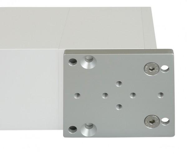 MEDX/MED5 ZPA mounting plate